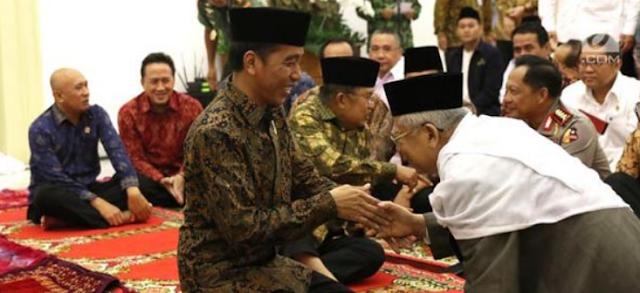 Pesan Ustadz Haikal Hassan untuk Jokowi: Kembalilah ke Ulama, Agar Bangsa Selamat dari Kemurkaan