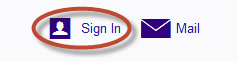 cara masuk signin ke email yahoo