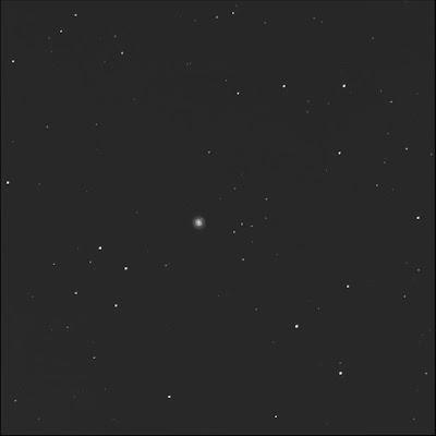 RASC Finest planetary nebula Cleopatra's Eye luminance