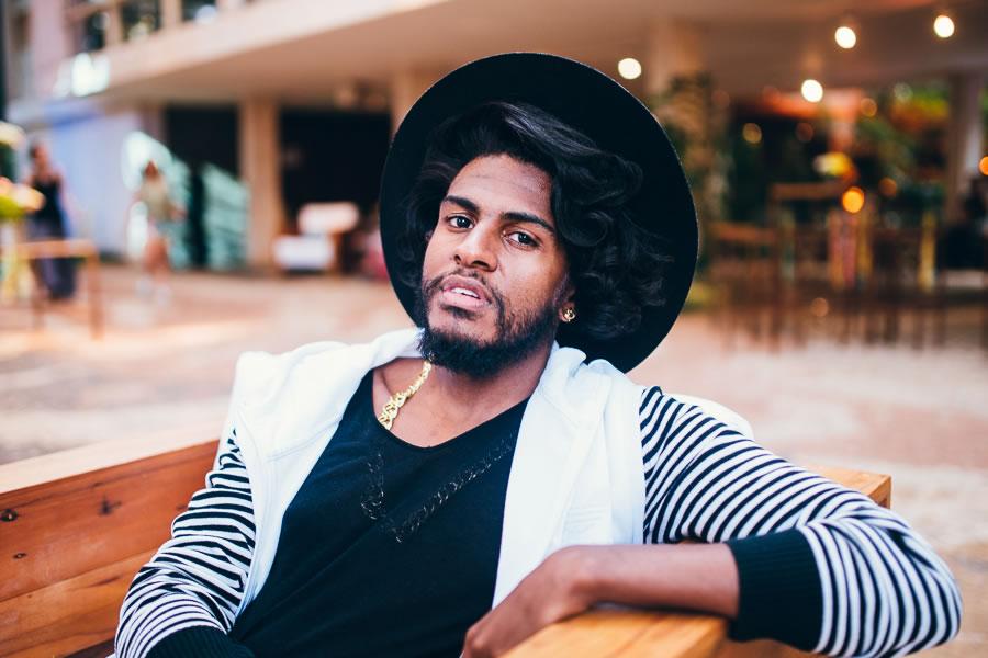 Disco do rapper Rico Dalasam vai se chamar 'Orgunga'