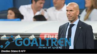 """alt=""""Zinedine Zidane is described as a Half-God Man by El Real defender Raphael Varane."""""""