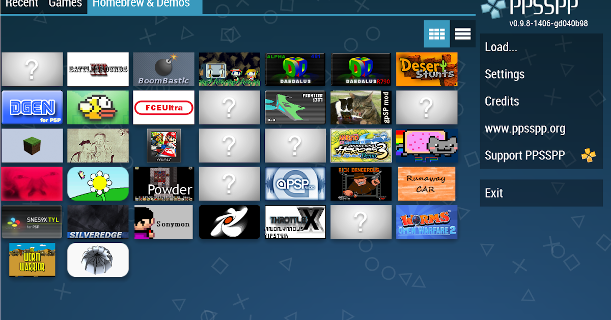 Game PSP / PPSSPP ISO Collections For Android Hight ...