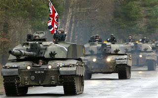 britanya ordusu