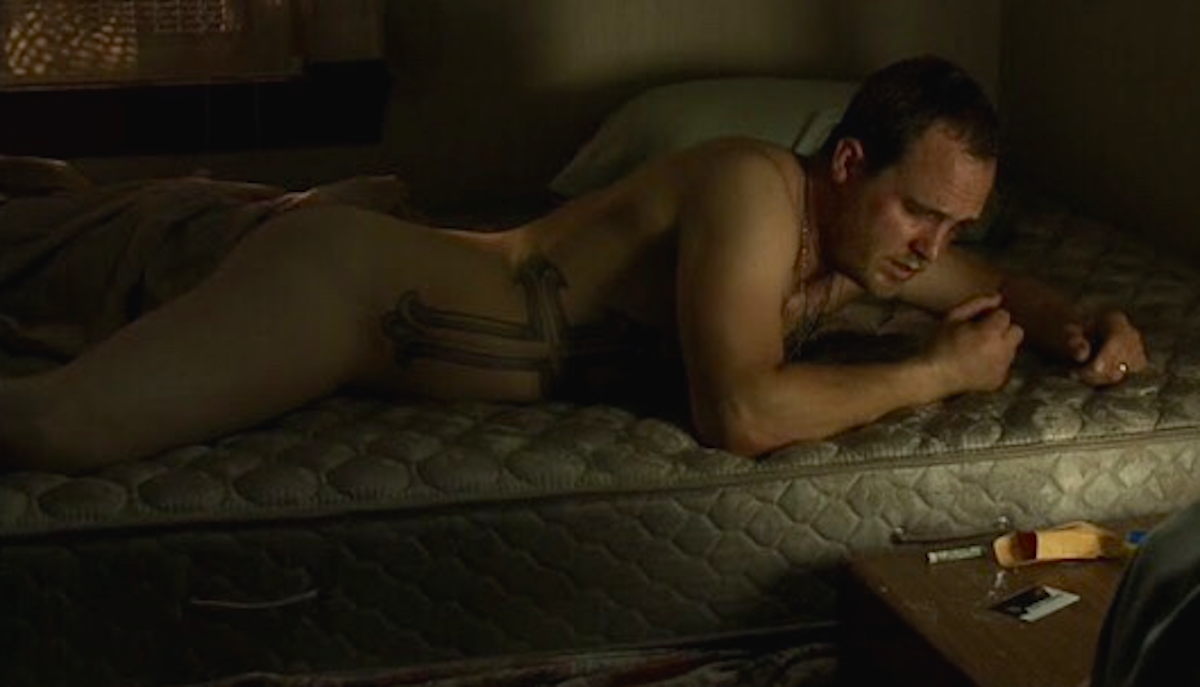 Ethan embry naked in pizza