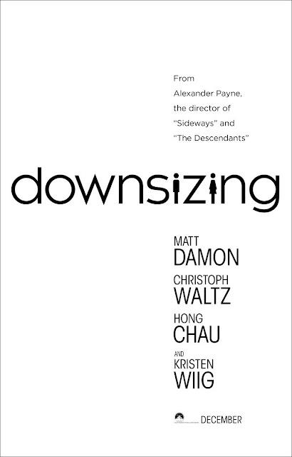Downsizing: Vivere Alla Grande Poster Damon