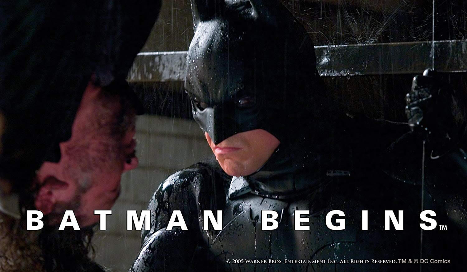 تحيل لعبة Batman Begins 2005