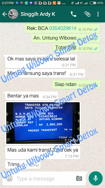 Harga Produk Smart Detox Di Jakarta Pusat DKI Jakarta