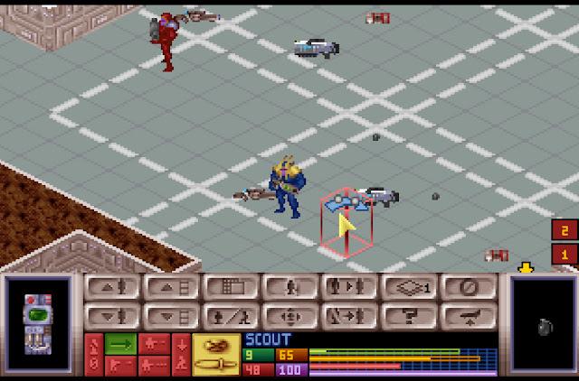 Open Xcom - Muton Warriors Screenshot