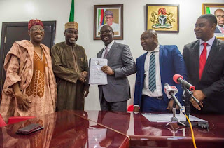 FG Hands Over N3.85bn Esan Water Project To Edo Govt