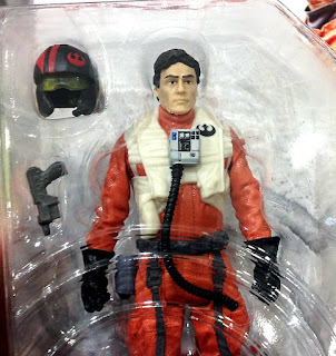 Hasbro Star Wars The Last Jedi Poe Dameron Resistance Pilot action figure 1