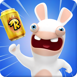 Rabbids Crazy Rush v1.0.4 Mod Apk+DATA Terbaru