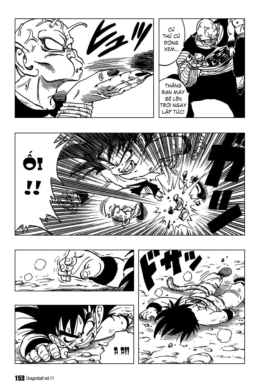 Dragon Ball chap 160 trang 6