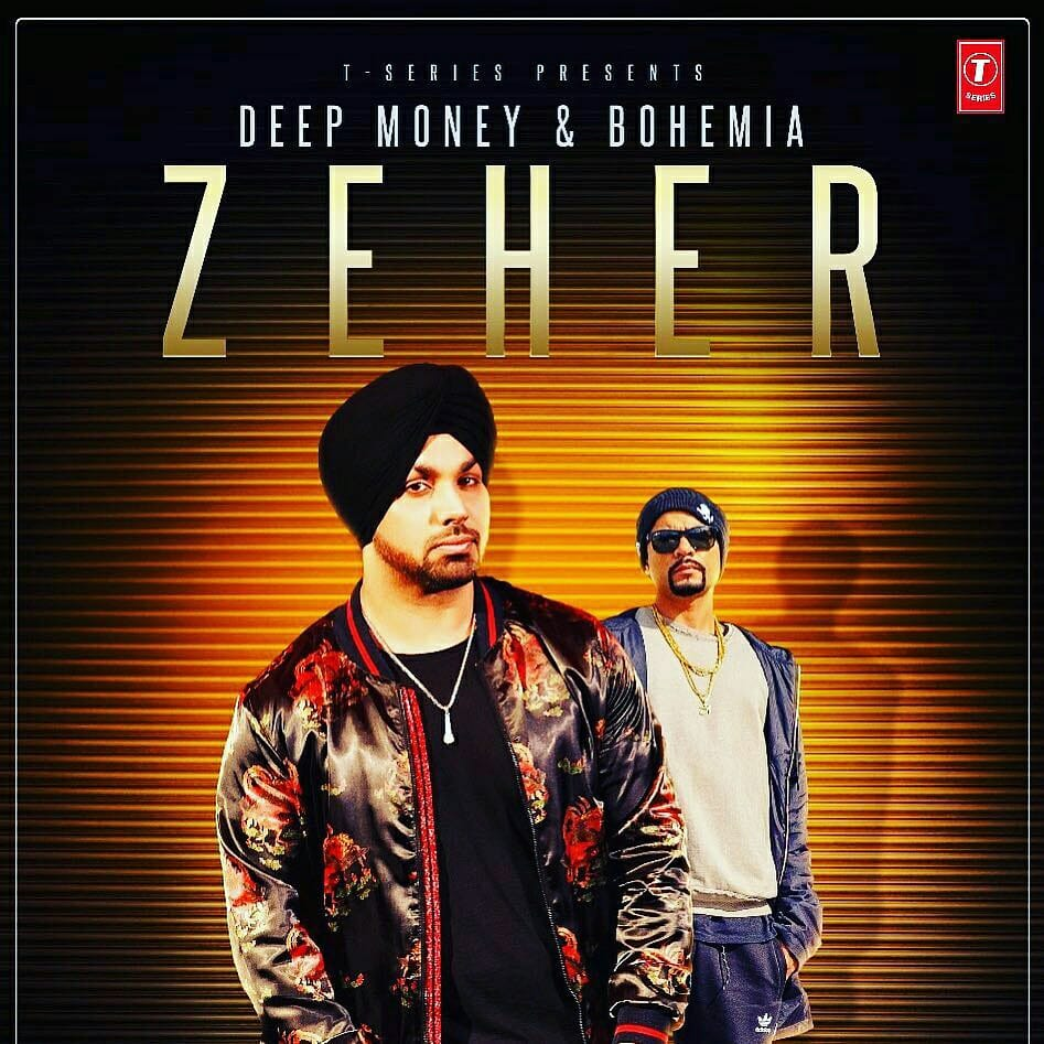 Zeher    Deep Money .Bohemia  new song