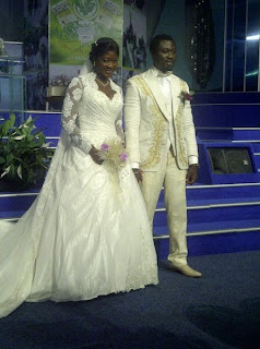 Pictures From Mercy Johnson's Wedding! 5