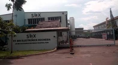 Lowongan Kerja PT SIIX Elekctronics Karawang Terbaru