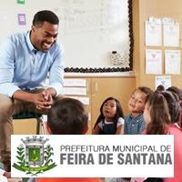 Concurso Prefeitura de Feira de Santana BA 2018