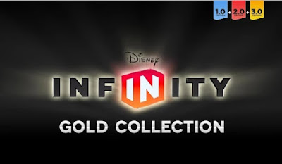 Disney Infinity Gold Collection - Repack