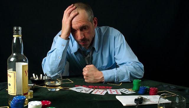 Berhenti Bermain Judi Poker Online