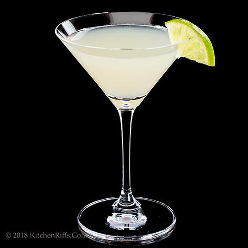 Hemingway Daiquiri Cocktail