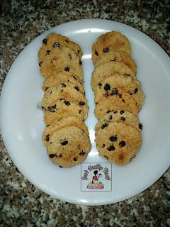 No Oven OatMeal Cookies Recipe
