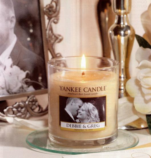 The Awesometastic Bridal Blog Personalized Yankee Candle