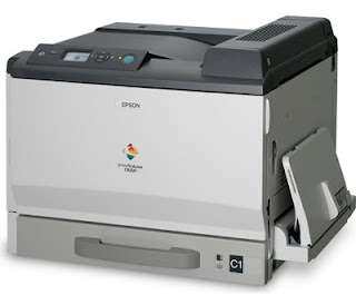 Epson has enriched its offering colouring textile Light Amplification by Stimulated Emission of Radiation printers C Epson AcuLaser C9200N Driver Download