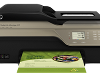 HP Deskjet 4615 Printer Driver Downloads
