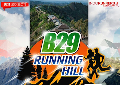 B29 Running Hill 2016 lumajang jawa timur negeri di atas awan
