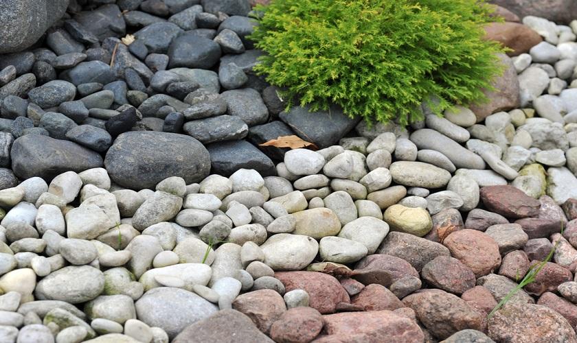 pebbles for garden