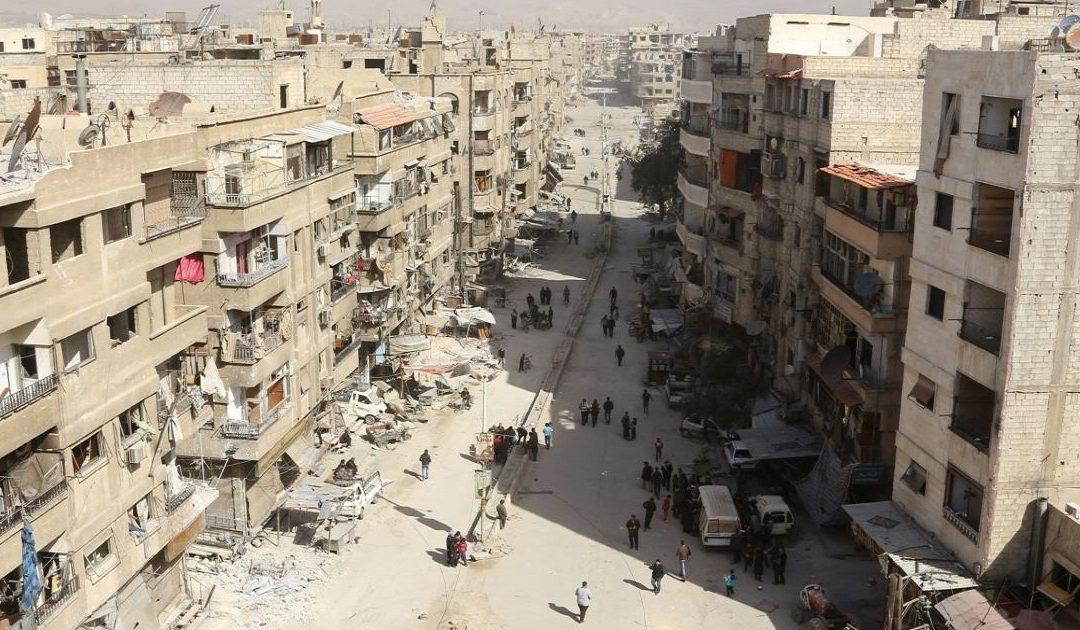ترحيل ثمانية مواطنين مغاربة كانوا يتواجدون في مناطق النزاع بسوريا