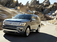 2018 Ford Expedition Interior Specs