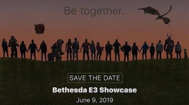 Conferência E3 2019 - Bethesda e Ubisoft - Mais Skyrim e porque não Sam Fisher?