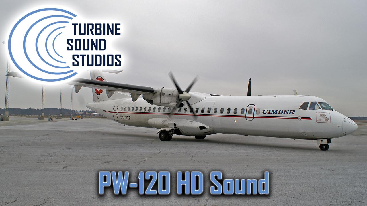 The FlightSim Store: TSS - ATR PW-120 Sound Pack for FS2004