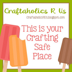 Craftaholics R Us ALWAYS TAGS Challenge