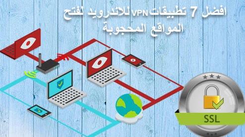 افضل في بي ان للأندرويد,تحميل vpn للاندرويد,VPN Proxy Android,فتح المواقع المحجوبة للاندرويد