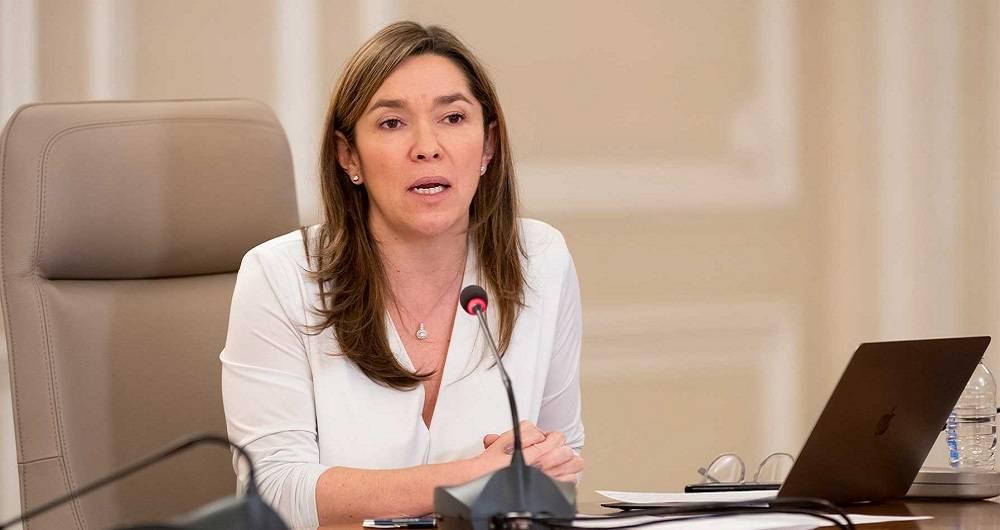 Renunció la ministra de Minas y Energía, María Fernanda Suárez