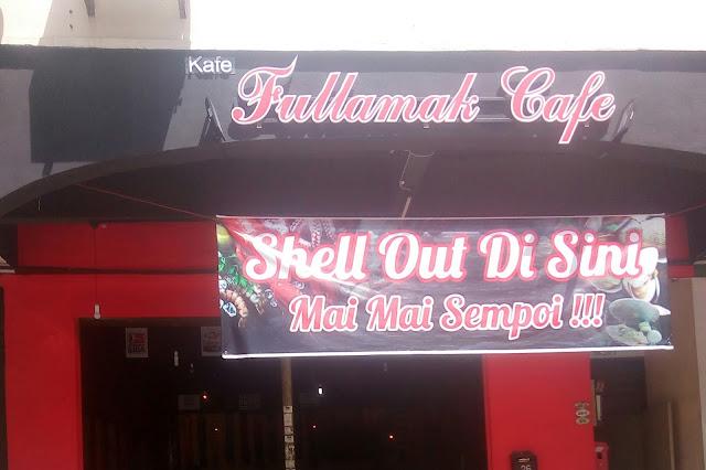 ShellOut Terbaik Penang Di Fullamak Cafe