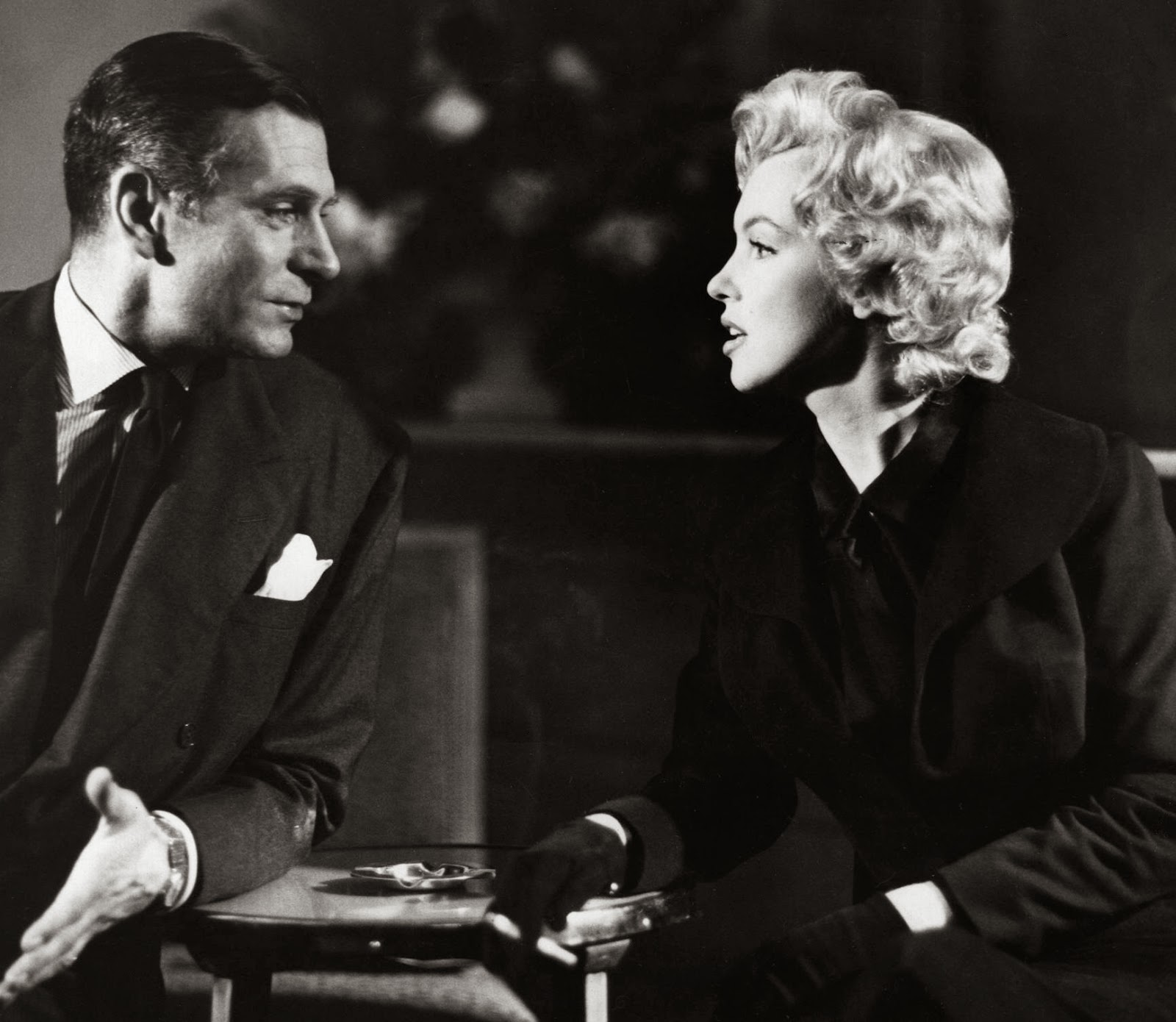 Sir Laurence Olivier Marilyn Monroe The Prince and the Showgirl
