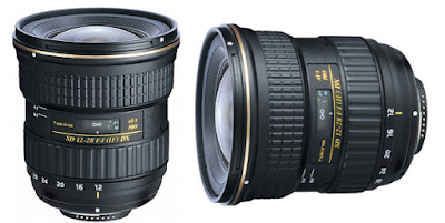 Tokina AT-X Pro 12-28mm f/4 DX for Nikon lens