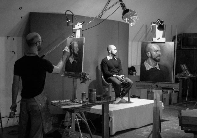 Michael Lane, Seattle Atelier, Dorje Bellbrook, Dorje Belbrook