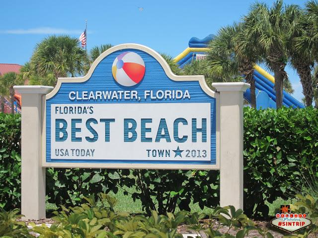 Clearwater Beach, um paraíso bem perto de Orlando