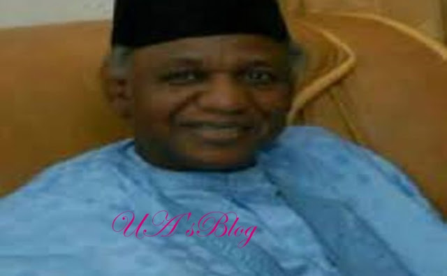 BREAKING: Ex Gombe State Governor Abubakar Hashidu Dies At 74