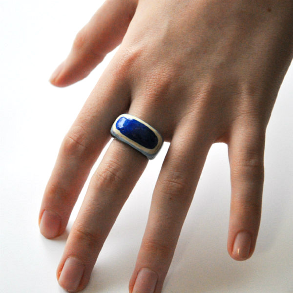 Make a Layered Paper Ring in 7 Easy Steps