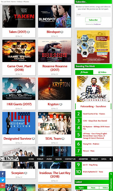 Top 5 Websites To Download Movies Online 3
