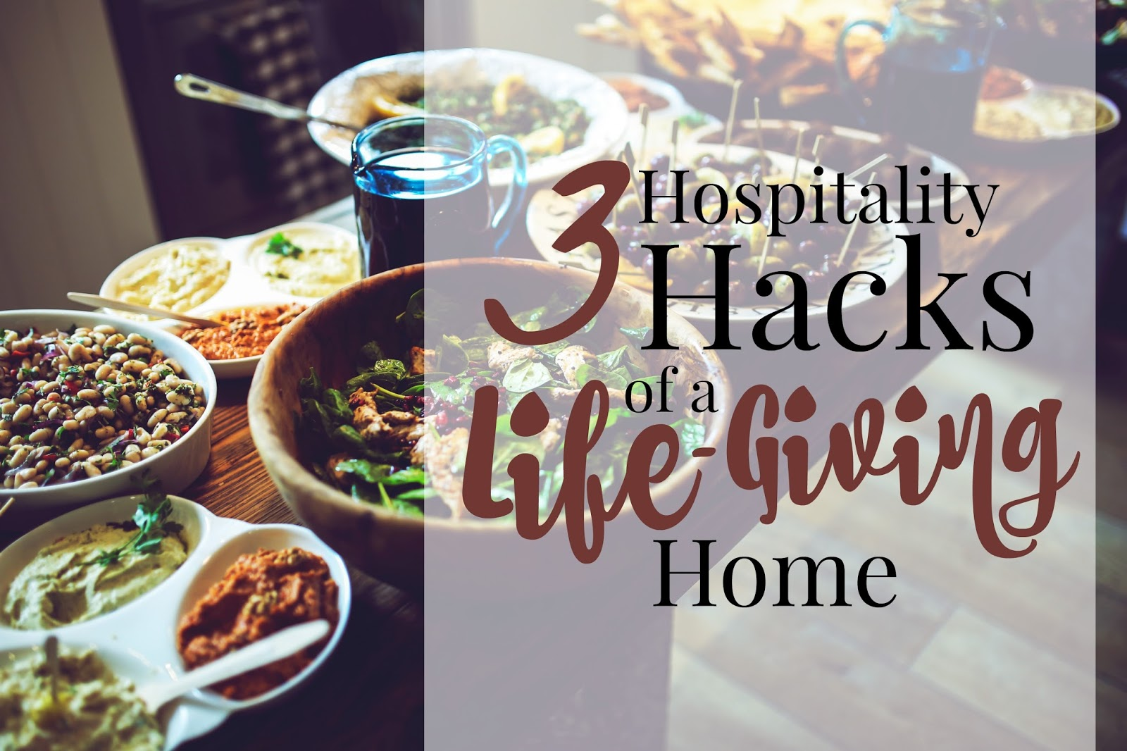 the unlikely homeschool 3 hospitality hacks for a life giving home. Black Bedroom Furniture Sets. Home Design Ideas