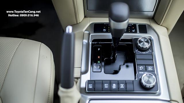 Toyota Land Cruser luôn được đánh giá về khả năng vận hành mạnh mẽ và vượt trội