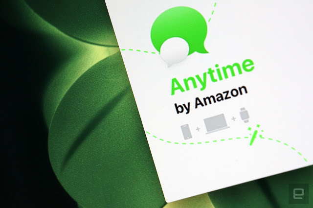 Amazon Anytime Messaging App Similar To Whatsapp And Facebook Set To Revolutionize The Way You Chat
