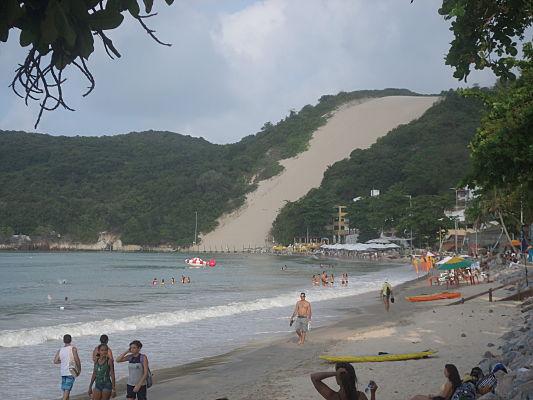 praia ponta negra natal