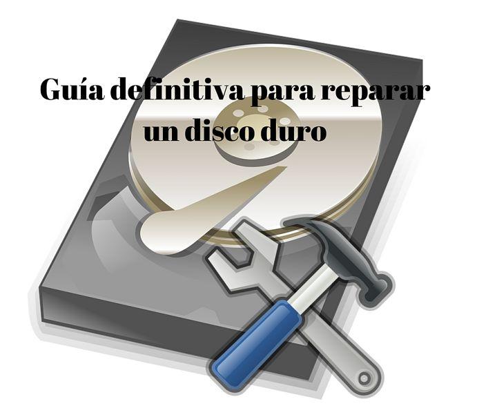 como reparar mi disco duro interno