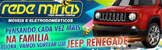 Participar Promoção Rede Minas Sorteio Jeep